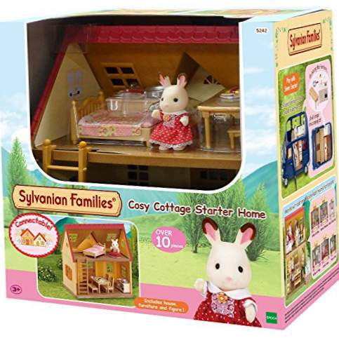Sylvanian Families-52425054131052426 Basic Country House (EPOCH to Imagine 5242)