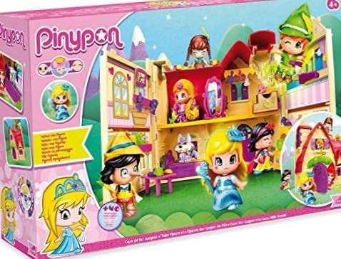 Pinypon 700012406- House of historier