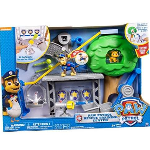 Paw Patrol - Rescue Training Center (Spin Master 6024277) (importeret version)