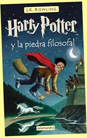 Harry Potter e la pietra filosofale: 1