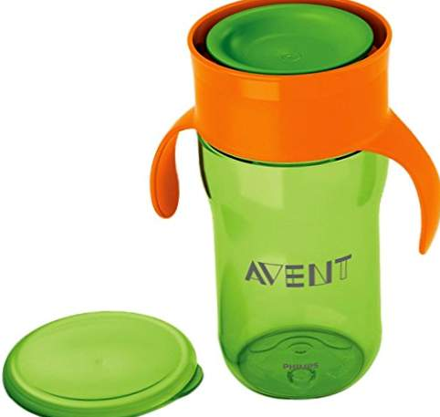 Philips AVENT SCF784 / 00 - Flacone per bambini (340 ml), colori assortiti (importato dalla Germania)