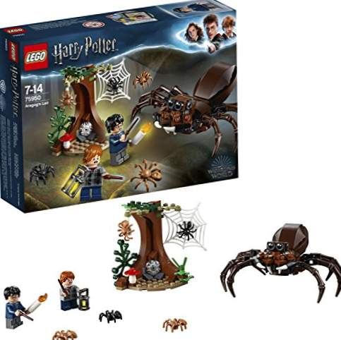 LEGO Harry Potter - Aragog's Lair (75950)