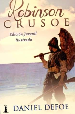 Robinson Crusoe: Illustrated Youth Edition