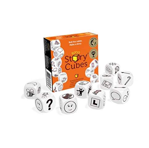 Asmodee Story Cubes: Classic - Tutte le versioni disponibili, multilingue (STO01ML)