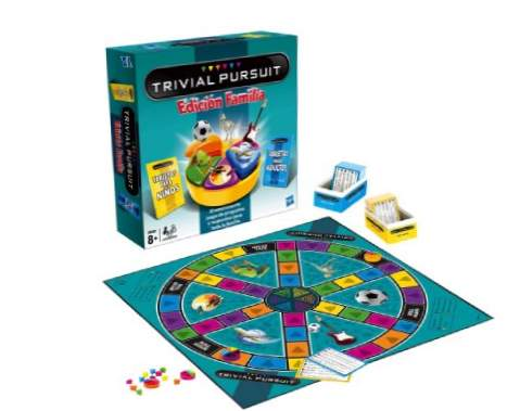 Hasbro - Trivial Pursuit Οικογένεια (73013546)