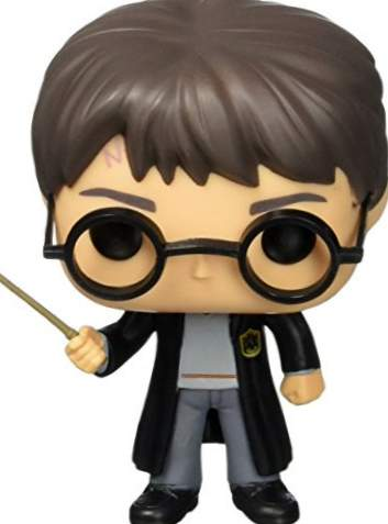Funko - POP! Vinyl Harry Potter Collection - Harry Potter figur (5858)