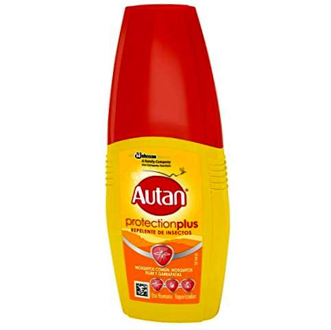 Autan 1119-42592 - Repellente per zanzare, 100 ml