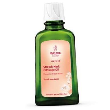 Weleda - Massaggio con olio anti-stiramento 100 ml