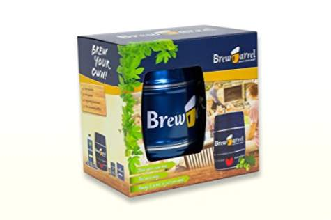 BrewBarrel craft beer kit (Lager)