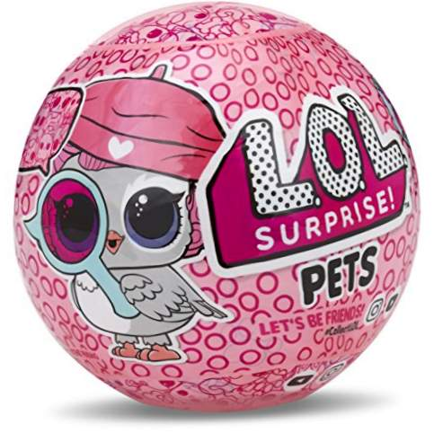 L.O.L. Surprise! - Pets Spy Series Pet, 7 surprises (MGA Entertainment)