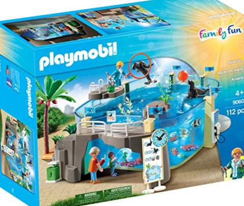 Playmobil Aquarium, unique (9060)