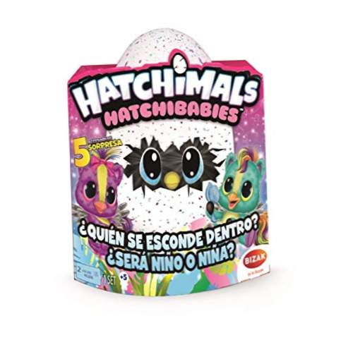 Hatchimals - Ponette de Hatchibabies (Bizak, 61929138)