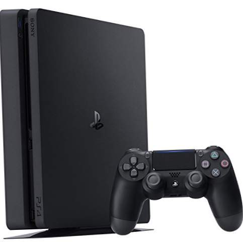 PlayStation 4 Slim (PS4) - Console 500 Go