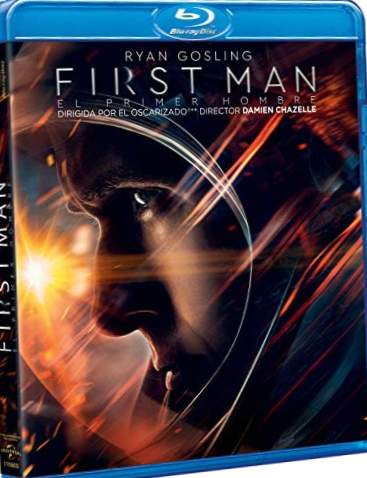 First Man: The First Man [Blu-ray]