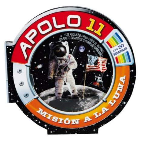 Apollo 11. Mission to the Moon (Gavebog (everest))