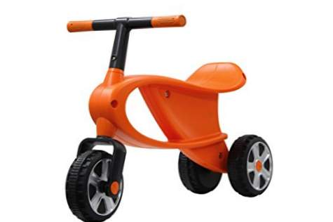 Jamara Balance Bike Tricycle - Ridleksaker (313 mm, 664 mm, 441 mm, 1,9 kg)