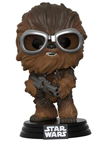 Funko Pop! - Chewbacca Star Wars: Vinyl Figure, Multicolor (26975)