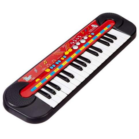 SIMBA 6833149 My Music World - Teclado, 50 x 14 cm,