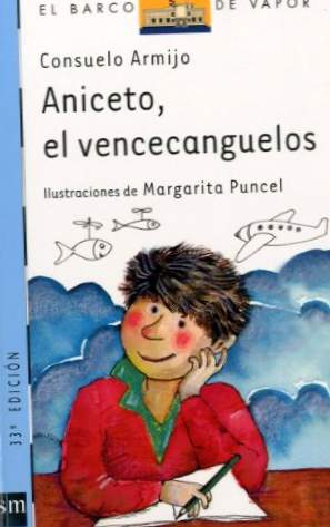 Aniceto, vanquins (Blue Steamboat)