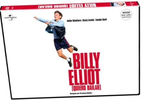 Billy Elliot (red. Vandret) [DVD]