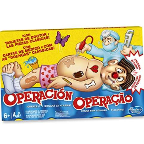 Operation - Hasbro Gaming (Hasbro B2176B09)