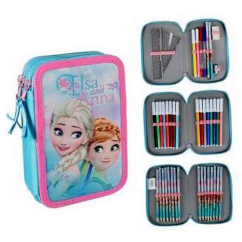 Disney Frozen - Triple blyant etui (Cerdá Handicraft 2700000204)