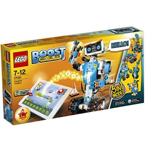 LEGO Boost 17101 - Creative Toolbox