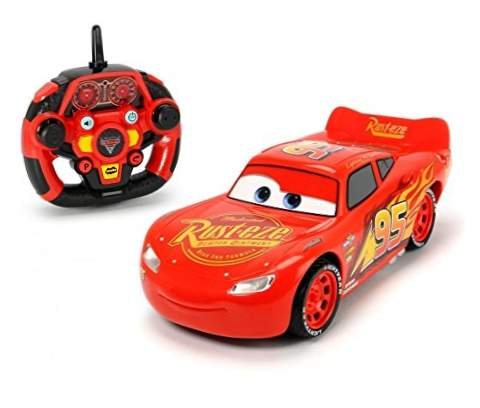 Cars - RC Lightning McQueen 1:16 (Simba 3086005)