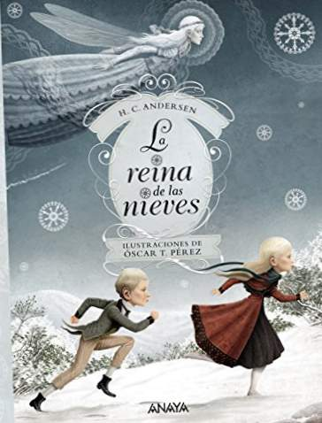 The Snow Queen (Letteratura per bambini (6-11 anni) - Libri regalo)