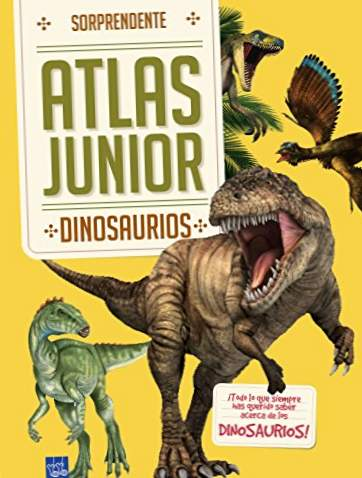 Dinosaures: Amazing Atlas Junior